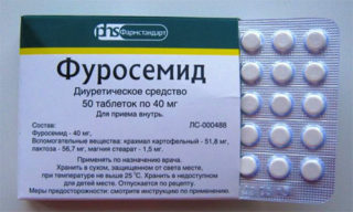 Фуросемид при лечении опоясывающего герпеса