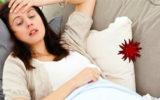 Беременной плохо при цитомегаловирусе