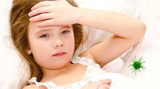 Вирус эпштейна барр у детей (ВЭБ)