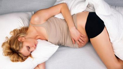 Герпес на губе при беременности в 3 триместре