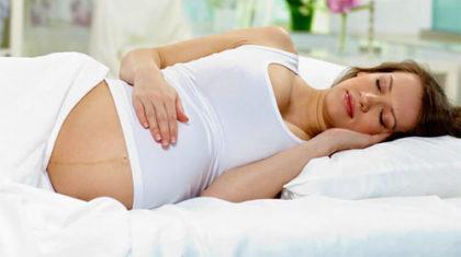 Мононуклеоз у беременной