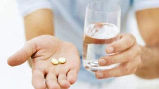 Герпес на губе чем лечить быстро таблетки