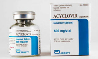 Ацикловир - инъекции